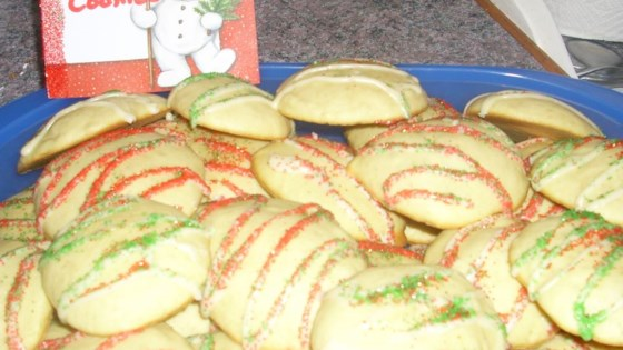 Photo of Eggnog Cookies II by Crystal