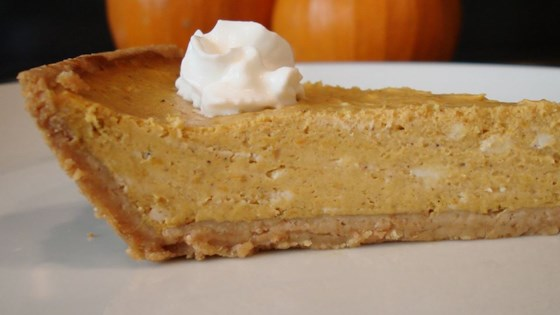 Photo of Pumpkin Cheesecake I by J M Thomas