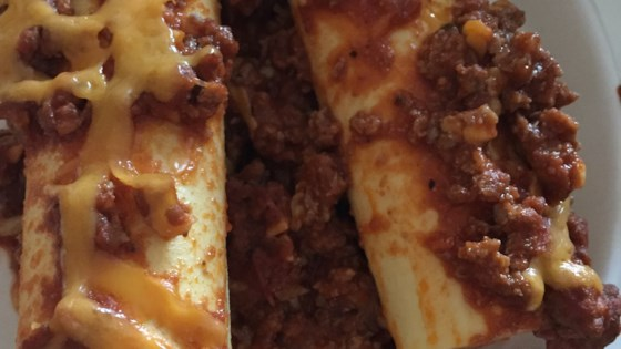 Photo of Beefy Lasagna Roll-Ups by Jenny
