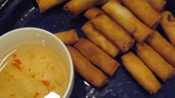 Photo of Po Piah (Thai Spring Rolls) by Toi