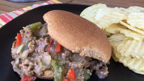 Photo of Philly Cheese Steak Sloppy Joes by Brian