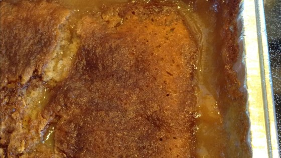 Photo of Grandma's Peach Cobbler by Britlee Lee