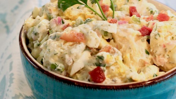 Photo of Horseradish Potato Salad by jandeli