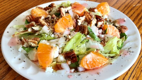 Photo of Fabulous Fruit and Feta Salad by Diane