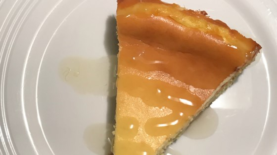 Photo of Mango Cheesecake with Sweet Ginger Crust by SwtToothPriya