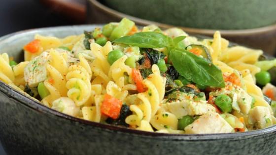 Photo of Vegetable Pasta Salad I by YULIYAR