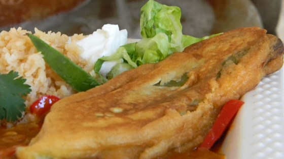 Photo of Authentic Mexican Chili Rellenos by Kentucky Guera