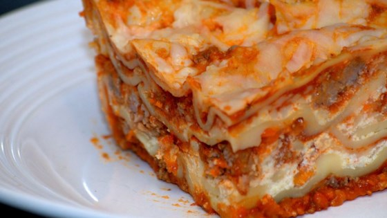 High Quality Easy Lasagna I