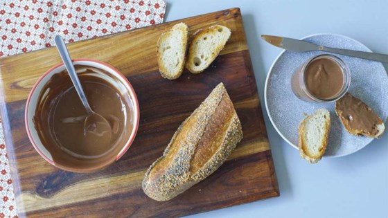Photo of Chocolate Tahini Spread by Diana Moutsopoulos