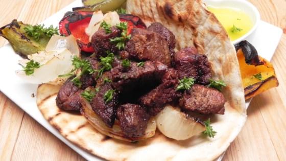 Photo of Bohemian Kebab Wraps by Lisa Whitehouse