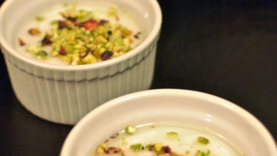 Photo of Mahalabia (Lebanese Cardamom Pudding) by DeuxDilettantes