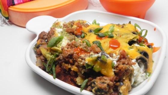 Photo of Buffalo Taco Dip by conviviality