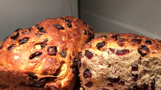 Photo of Cranberry Pignoli Nut Bread by Andrew