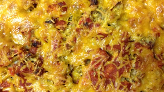 Photo of Cheesy Eggplant Casserole by Renee' Levins