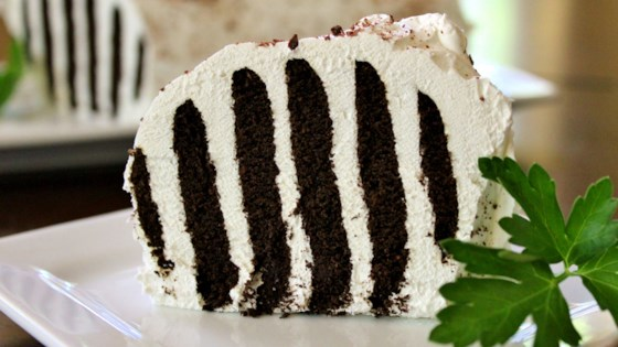 Photo of Zebra Cake III by Joanne L. Hayes