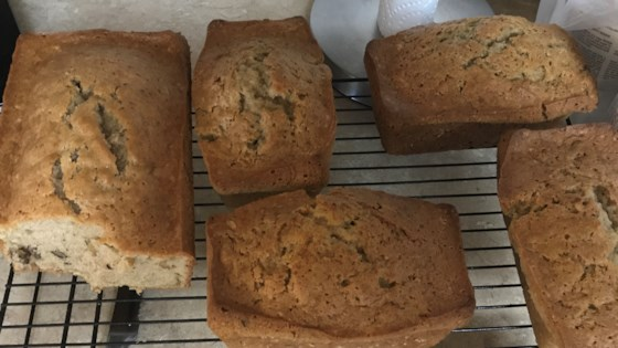 Photo of Zucchini Bread VII by LBSIEGEL