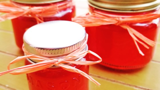 Photo of Raspberry Jalapeno Jelly by glimmer