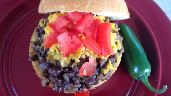Photo of Taco Bean Burgers by Wrightone
