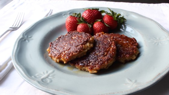 Photo of Scottish Oatcakes by Chef John