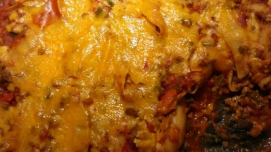 Photo of Mexican Stuffed Shells by AIMEE.HOWE