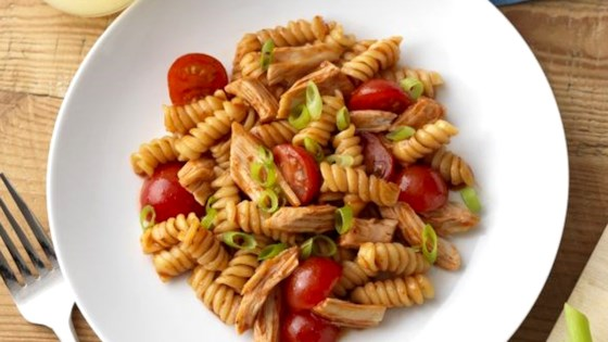 Photo of Weeknight BBQ Chicken and Pasta by Barilla Canada