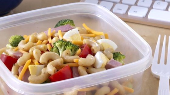 Photo of Lunchbox Broccoli and Ham Salad by Barilla Canada