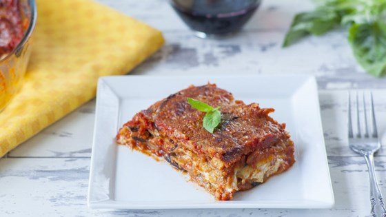 Photo of Italian Baked Eggplant with Parmesan (Parmigiana di Melanzane) by Beatrice