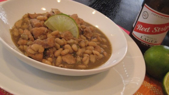 Photo of Jerk Chicken Chili by Cookaholic