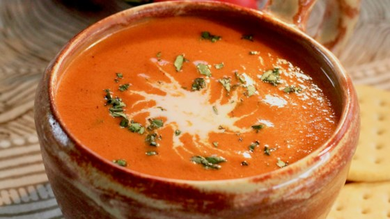 Photo of Fire-Roasted Tomato Soup by sweetiewoman