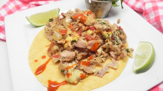 Photo of Tuna Tacos by Maricela Caro
