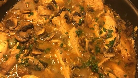 Chicken Diane Style Recipe Allrecipes