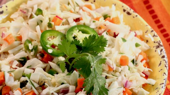 Photo of Taco Slaw by mixingmedias
