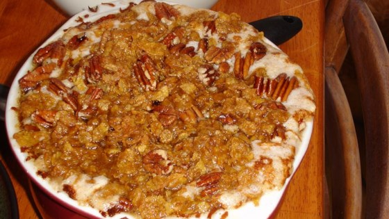 Photo of Charline's Sweet Potato Casserole by DThomRN2