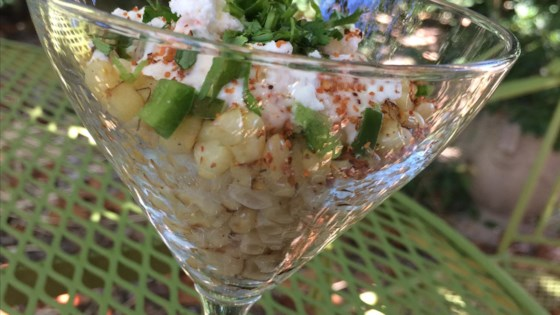 Photo of Esquites (Mexican Elotes Salad) by CJ