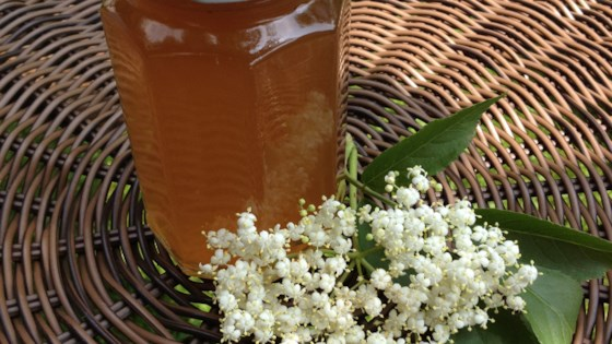 Photo of Elderflower Apple Jelly by Nora