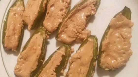 Photo of Peanut Butter Stuffed Jalapenos by TOM TROTTIER