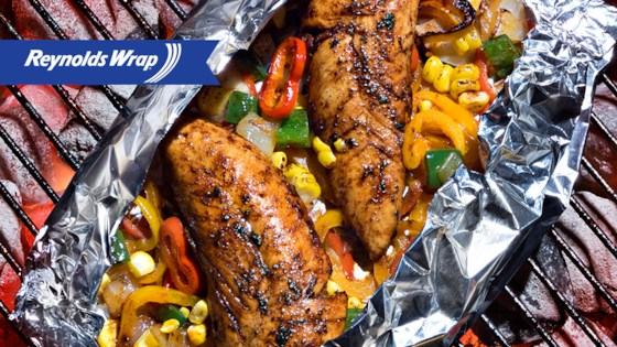 Photo of Southwestern Chicken Packets from Reynolds Wrap® by Reynolds Kitchens®