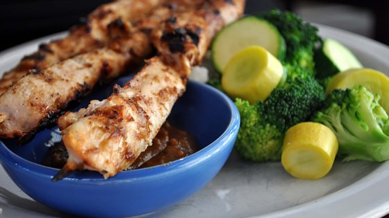 Photo of Sizzling Chicken Skewers  by Teri Denlinger