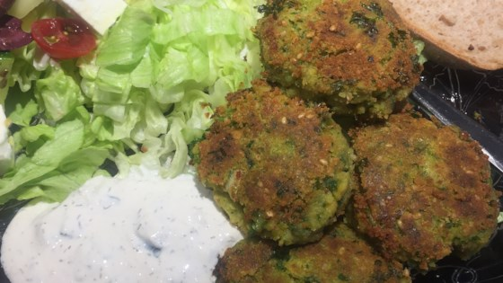 Photo of No-Fuss Falafel by Lola in the Kitchen