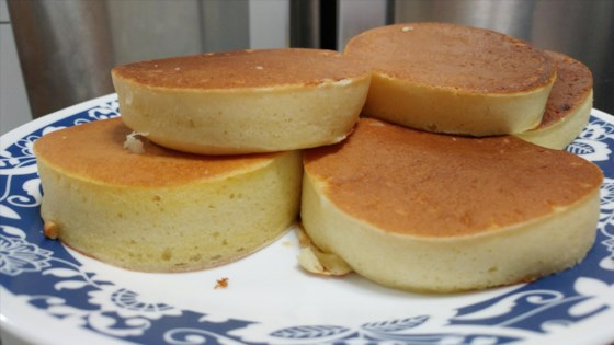 Photo of Fluffy Japanese Pancakes by Kelsey Kirk