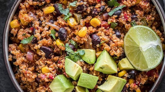 Photo of Instant Pot® Mexican Quinoa by Misty Noelle