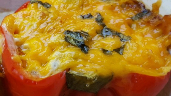 Photo of Bell Pepper Frittata by Susan Hood