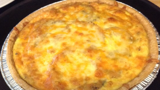 Photo of Loaded Vegetarian Quiche by Kurt