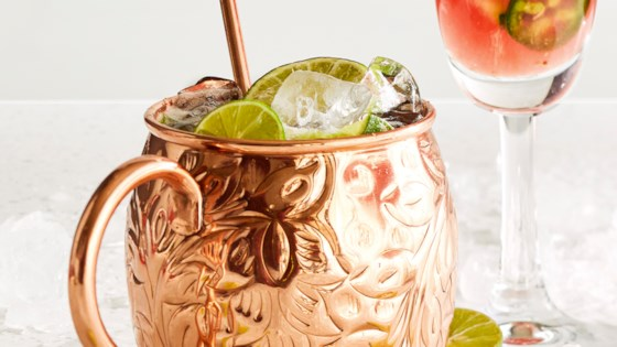 Photo of Apricot Moscow Mule by Juliana Hale
