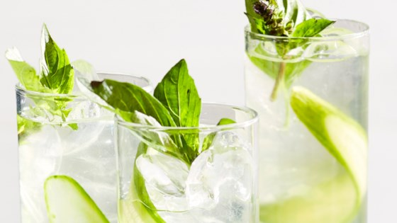 Photo of Basil Cucumber Smash by Betty Soup