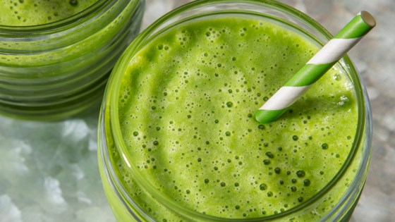 Photo of Island Greens Smoothie by Almond Breeze