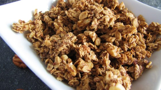 Photo of Maple Pecan Granola by Dianne