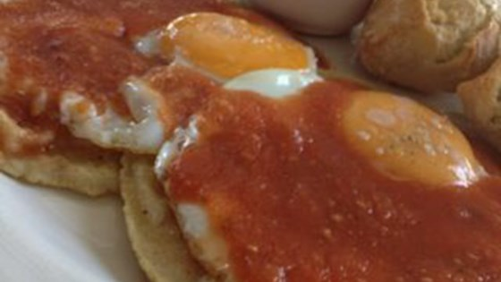 Photo of Mexican Huevos Rancheros by gema