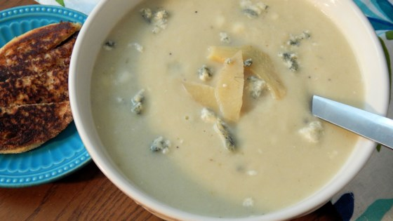 Photo of Artichoke and Blue Cheese Bisque by MJodyH