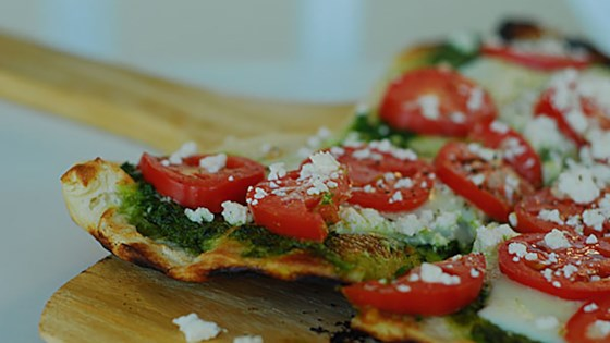 Photo of Pesto Pizza by SKWms